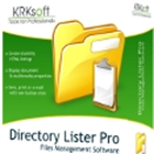 Directory Lister Pro and Backup Dwarf ProfessionalDiscount
