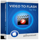 Doremisoft Video to Flash Converter (Mac & PC) Discount