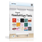 Elegant Handwriting Fonts (Mac & PC) Discount Download Coupon Code