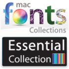 Essential Fonts (Mac) Discount