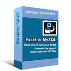 Excel-to-MySQL (PC) Discount
