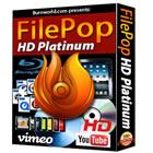 FilePop HD Platinum (PC) Discount Download Coupon Code