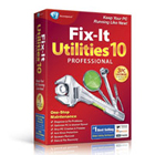 Fix-it Utilities Professional 10 (PC) Discount