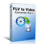 FLV to Video Converter Pro 2 (PC) Discount