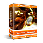 Focus Mp3 Recorder ProDiscount