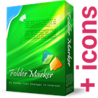 Folder Marker Pro + Everyday Folder Icons Bundle (PC) Discount