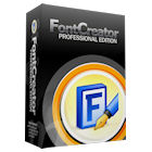 FontCreator Professional Edition (PC) Discount Download Coupon Code