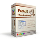 ForeUI GUI Prototyping Tool (Mac & PC) Discount
