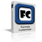 Formats CustomizerDiscount