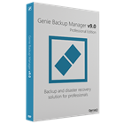 Genie Backup Manager Professional (PC) Discount