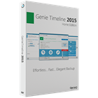 Genie Timeline Backup Home (PC) Discount Download Coupon Code