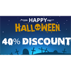 Genie9 Happy HalloweenDiscount
