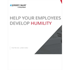 Help Your Employees Develop HumilityDiscount