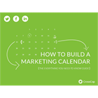 How to Build a Global Marketing Calendar (Mac & PC) Discount