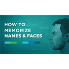 How to Memorize Names and Faces (Mac & PC) Discount