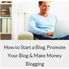 How to Start a Blog, Promote Your Blog & Make Money Blogging (Mac & PC) Discount