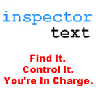 inspector text (PC) Discount