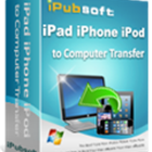 iPubsoft iPad iPhone iPod to Computer Transfer (Mac & PC) Discount