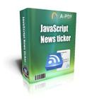 JavaScript News Ticker (PC) Discount