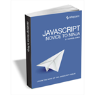 JavaScript: Novice to Ninja (FREE for a limited time!) Regularly $30 (Mac & PC) Discount
