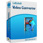 LeKuSoft Video Converter (PC) Discount Download Coupon Code
