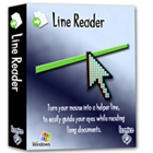 Line Reader transforms your mouse pointer into a handy reading aid that moves with your mouse, helping you to maintain your spot in any online document.