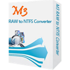 M3 RAW to NTFS Converter (PC) Discount