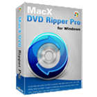MacX DVD Ripper Pro for Windows (PC) Discount
