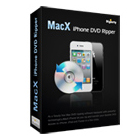MacX iPhone DVD Ripper (Mac) Discount Download Coupon Code