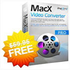 MacX Video Converter Pro V6.0.4 (Win & Mac, Valued at $59.95) FREE for a Limited Time (Mac & PC) Discount