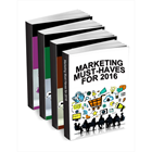 Marketing Must-Haves for 2016 (Mac & PC) Discount