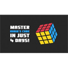 Master Rubik's Cube in 4 days! for Mac & PC – 76% Off