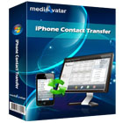 mediAvatar iPhone Contact Transfer (Mac & PC) Discount Download Coupon Code