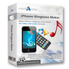 mediAvatar iPhone Ringtone Maker (Mac & PC) Discount