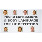 Micro Expressions Training & Body Language for Lie Detection (Mac & PC) Discount