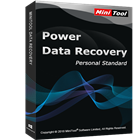 MiniTool Power Data Recovery - Personal Edition (PC) Discount