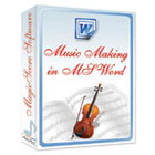 Music Making in MS Word (PC) Discount Download Coupon Code