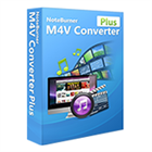 Noteburner M4V Converter Plus (Mac & PC) Discount