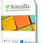 Notezilla 8 lets you create electronic sticky notes that you can put anywhere on your Windows desktop, documents, folders, websites, and programs.