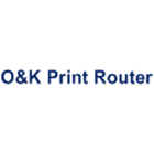 O&K Print Router (PC) Discount