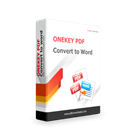 ONEKEY PDF Convert to Word (PC) Discount