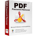 PDF Password Remover (PC) Discount