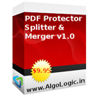 PDF Protector, Splitter and MergerDiscount