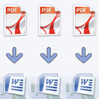 PDF to Word (PC) Discount Download Coupon Code