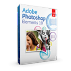 Adobe Photoshop Elements 10 (Mac & PC) Discount Download Coupon Code