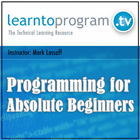 Programming for Absolute Beginners for Mac & PC – 100% Off