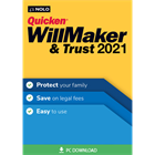 Infografik: Quicken WillMaker & Trust 2020 for Mac & PC