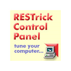 RESTrick Control Panel (PC) Discount