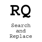 RQ Search and Replace (PC) Discount Download Coupon Code