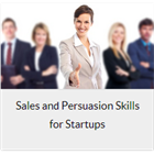 Sales and Persuasion Skills for Startups (Mac & PC) Discount